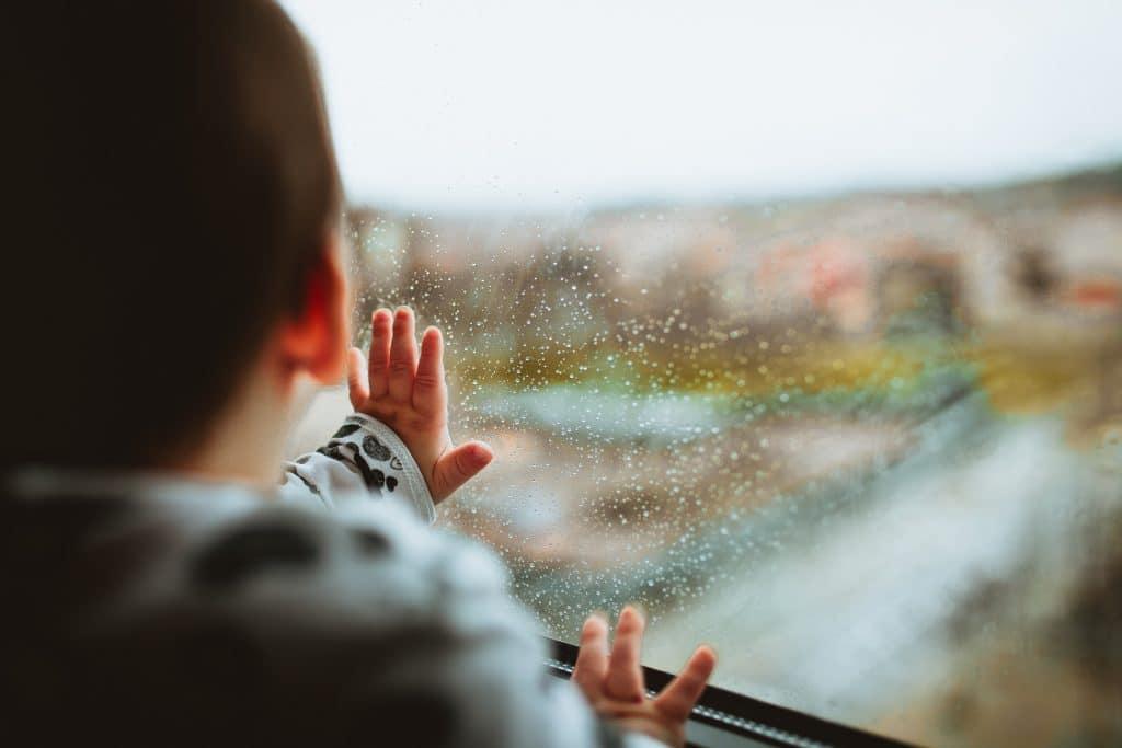 Vi er vinduespudsere i Haslev